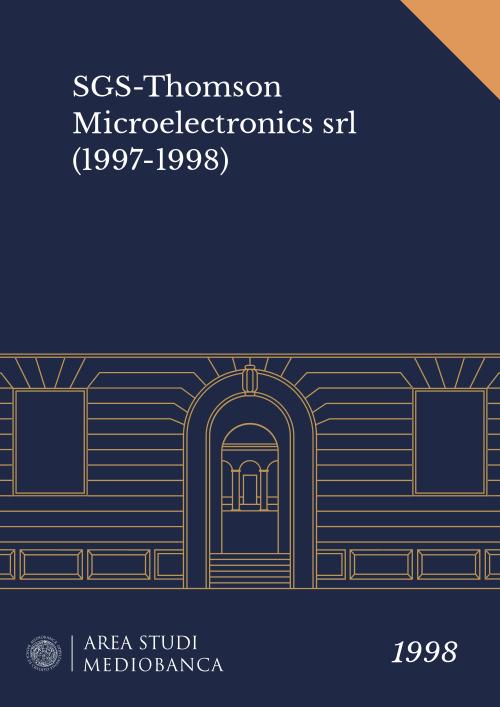 Immagine copertina - SGS-Thomson Microelectronics srl (1997-1998)