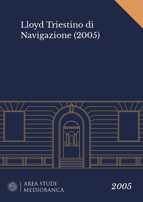 Immagine copertina - Lloyd Triestino di Navigazione (2005)