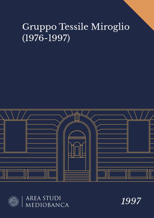 Immagine copertina - Gruppo Tessile Miroglio (1976-1997)