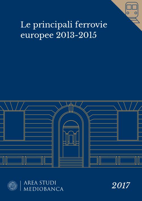 Immagine copertina - Le principali ferrovie europee 2013-2015