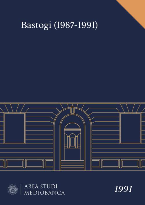 Immagine copertina - Bastogi (1987-1991)