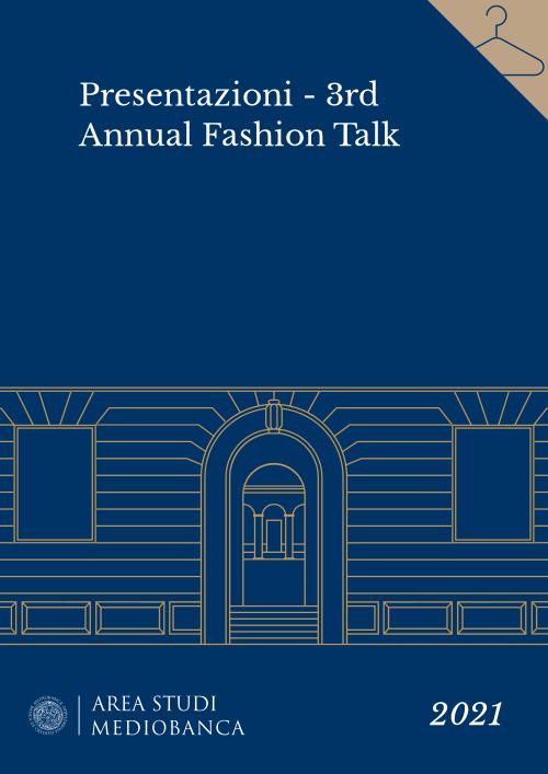 Immagine copertina - Presentazioni - 3rd Annual Fashion Talk