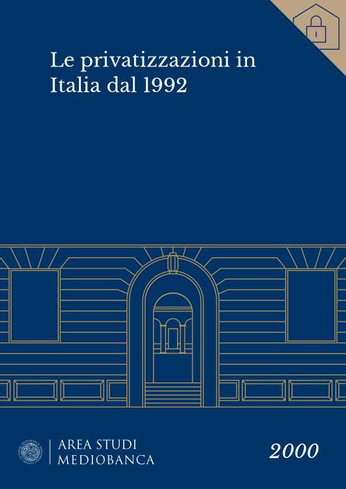 Immagine copertina - Le privatizzazioni in Italia dal 1992