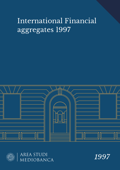 Immagine copertina - International Financial aggregates 1997