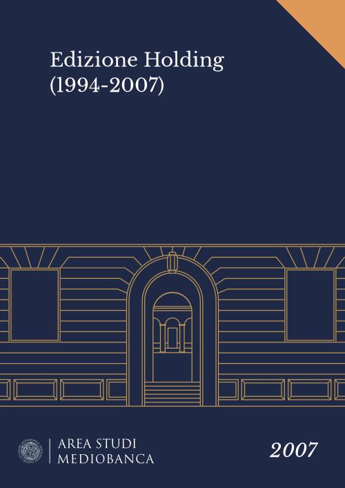 Immagine copertina - Edizione Holding (1994-2007)