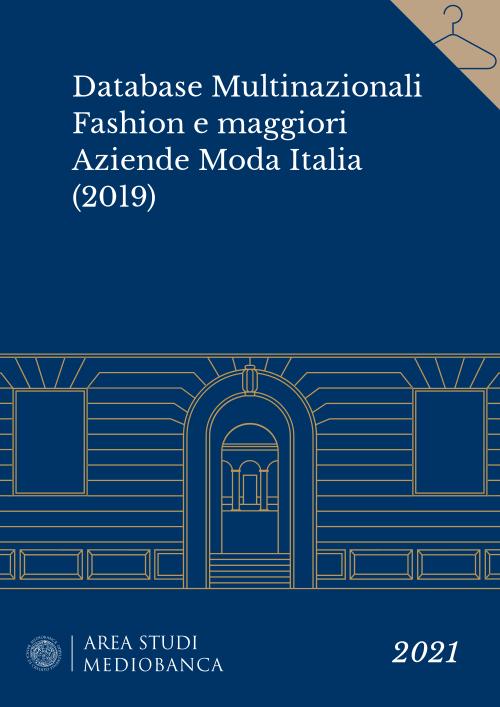 Immagine copertina - Database Multinazionali Fashion e maggiori Aziende Moda Italia (2019)