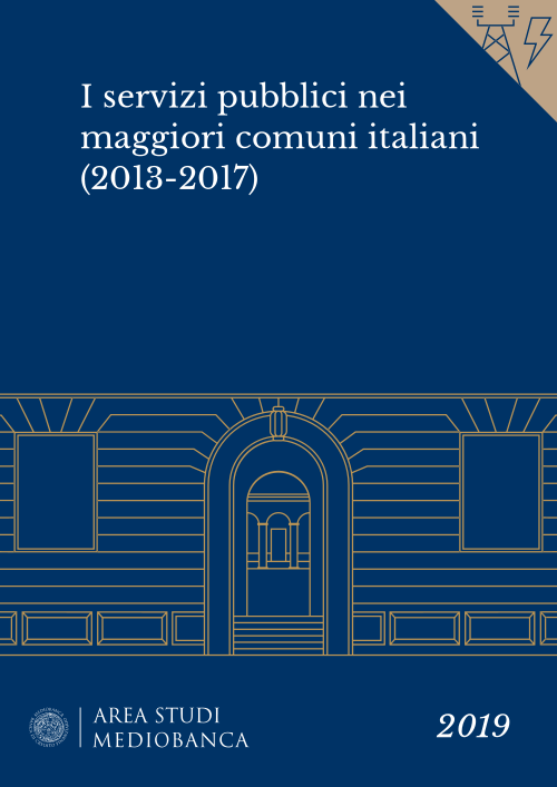 Immagine copertina - I servizi pubblici nei maggiori comuni italiani (2013-2017)