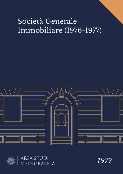 Immagine copertina - Società Generale Immobiliare (1976-1977)