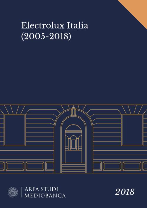 Immagine copertina - Electrolux Italia (2005-2018)