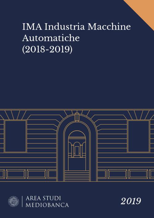 Immagine copertina - IMA Industria Macchine Automatiche (2018-2019)