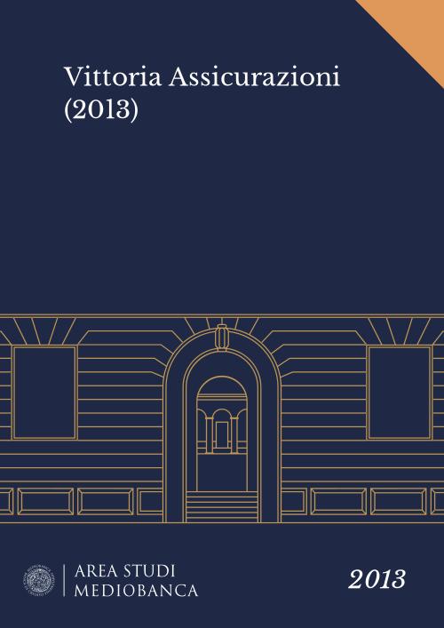 Immagine copertina - Vittoria Assicurazioni (2013)