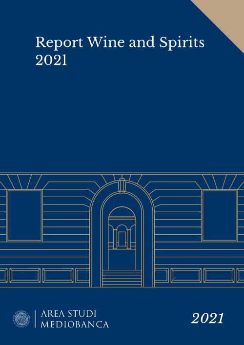 Immagine copertina - Report Wine and Spirits 2021