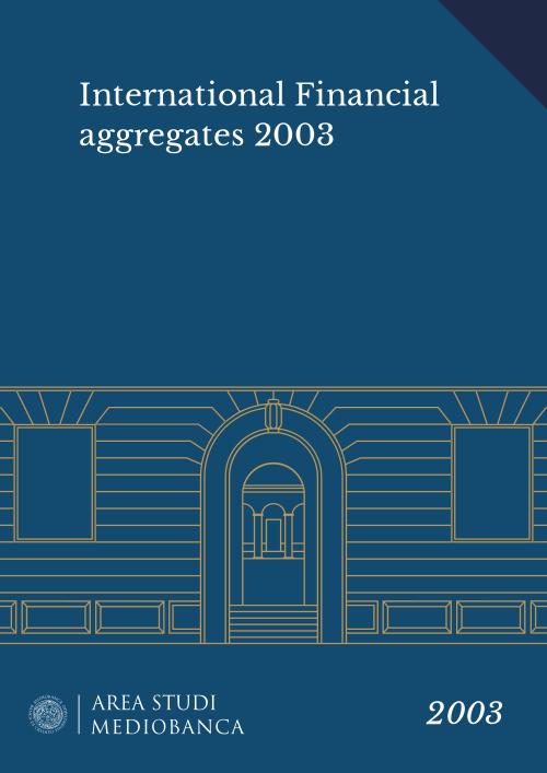 Immagine copertina - International Financial aggregates 2003