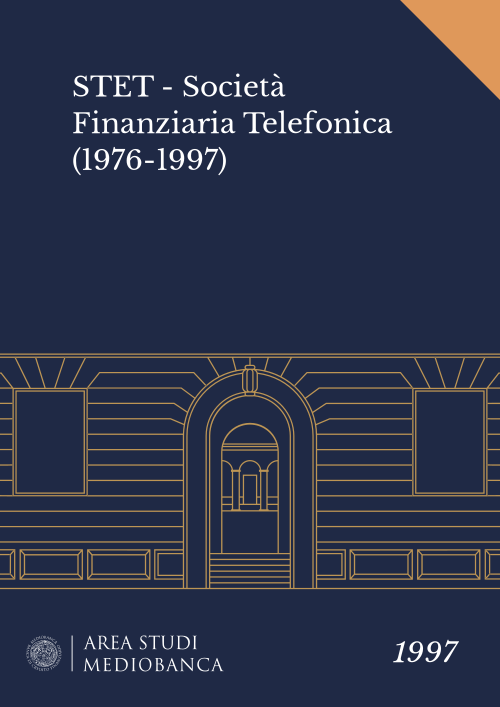 Immagine copertina - STET - Società Finanziaria Telefonica (1976-1997)