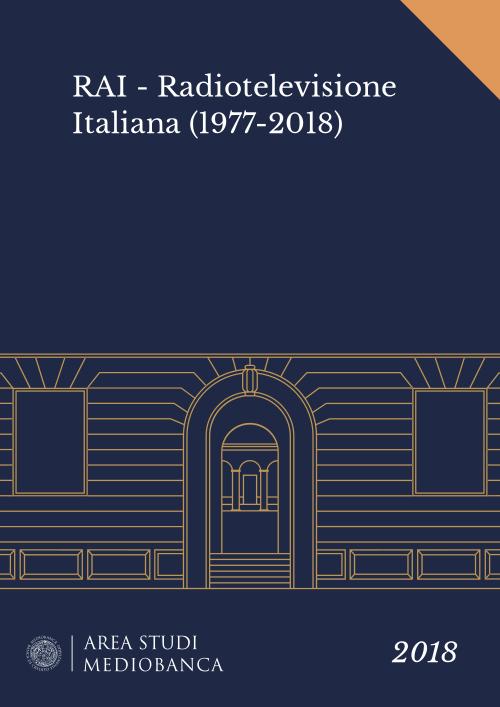 Immagine copertina - RAI - Radiotelevisione Italiana (1977-2018)