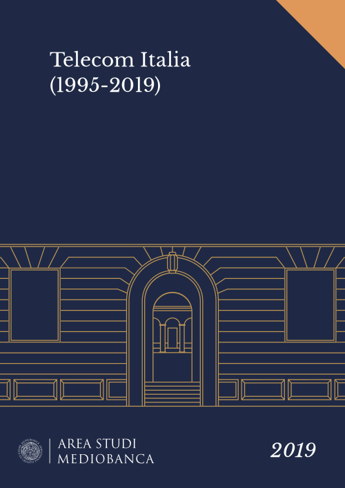 Immagine copertina - Telecom Italia (1995-2019)
