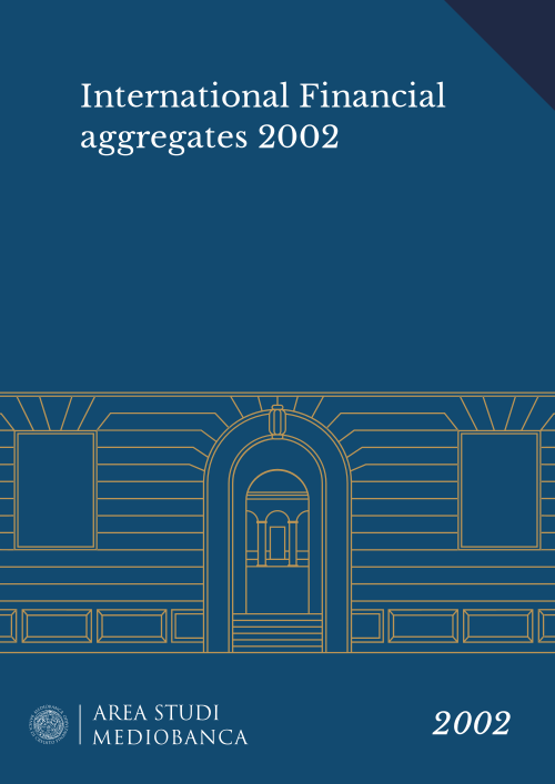 Immagine copertina - International Financial aggregates 2002
