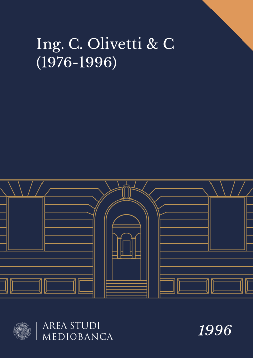 Immagine copertina - Ing. C. Olivetti & C (1976-1996)