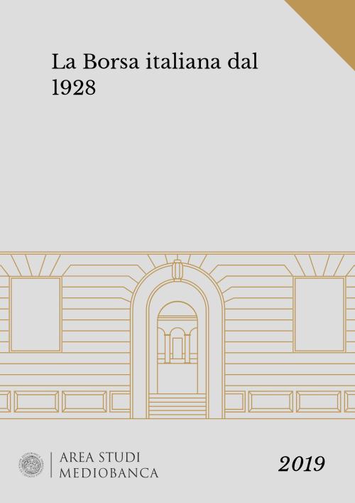 Immagine copertina - La Borsa italiana dal 1928