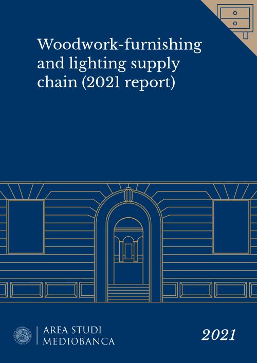Immagine copertina - Woodwork-furnishing and lighting supply chain (2021 report)