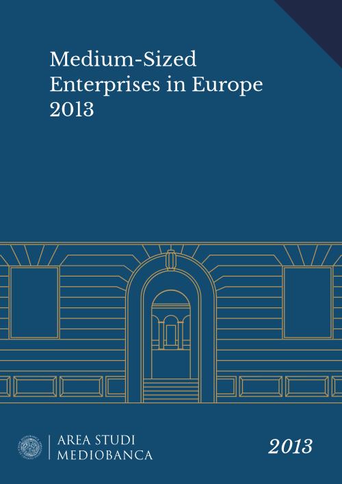 Immagine copertina - Medium-Sized Enterprises in Europe 2013