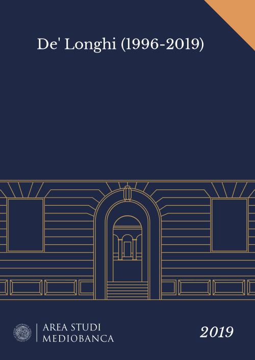 Immagine copertina - De' Longhi (1996-2019)