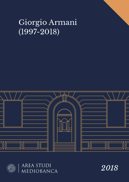Immagine copertina - Giorgio Armani (1997-2018)