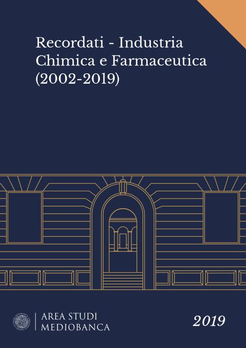 Immagine copertina - Recordati - Industria Chimica e Farmaceutica (2002-2019)