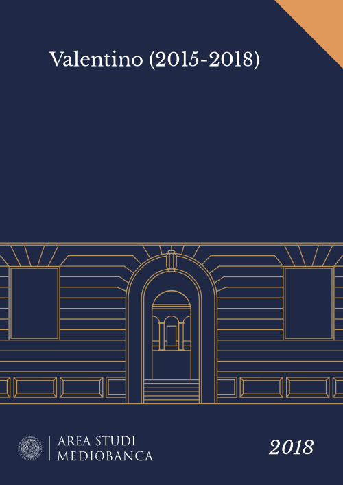 Immagine copertina - Valentino (2015-2018)